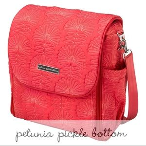 Petunia Pickle Bottom Notting Hill Diaper Backpack